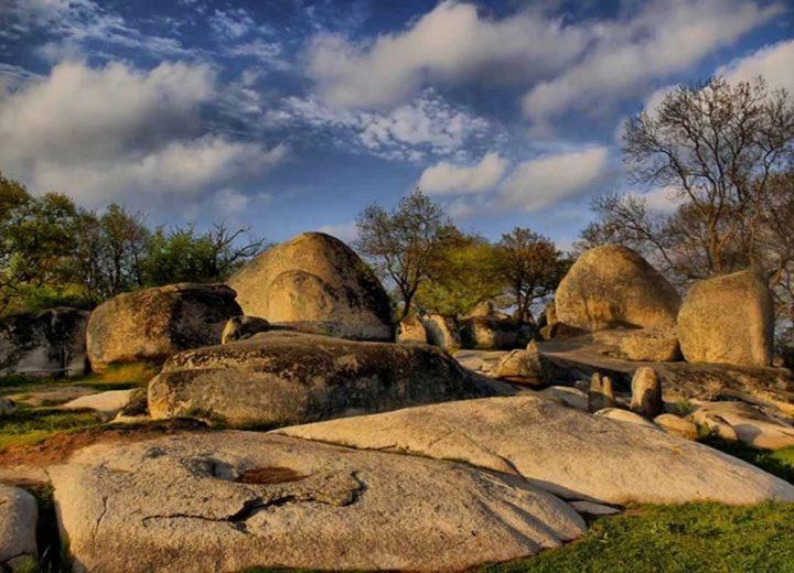 Беглик Таш – тракийско селище